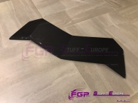 OEM Original Lamborghini Aventador REAL Carbon engine lid upper wing glossy finish 476827446F